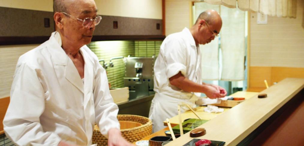 Meilleur Restaurant Sushi Tokyo