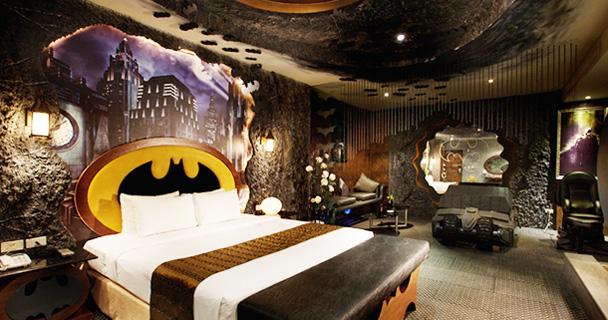 Les chambres les plus insolites pour halloween blog du for Chambre insolite