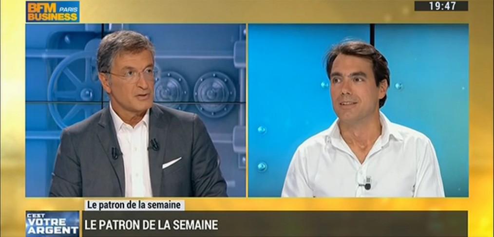 Geoffroy-de-Becdelievre-PDG-de-Marco-Vasco-dans-Cest-votre-argent-sur-BFM-Business