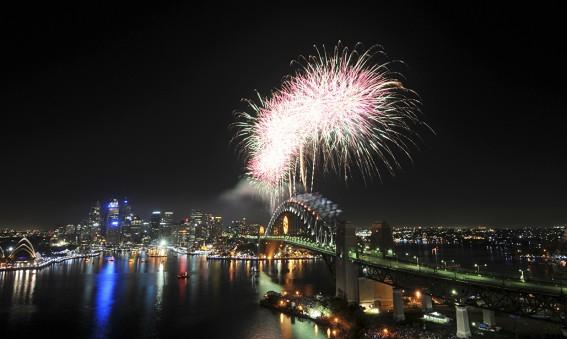 Nouvel An Sydney