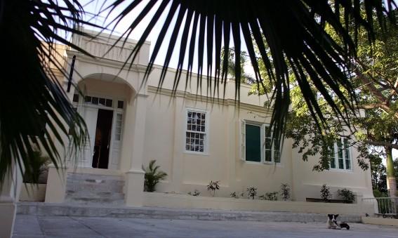 Maison cubaine d'Hemingway