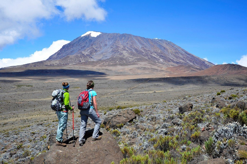Tanzanie Kilimanjaro