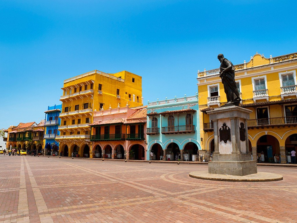 Carthagène - Colombie