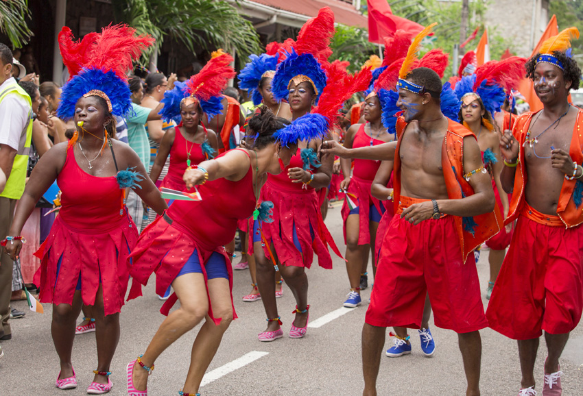 Carnival international des Seychelles