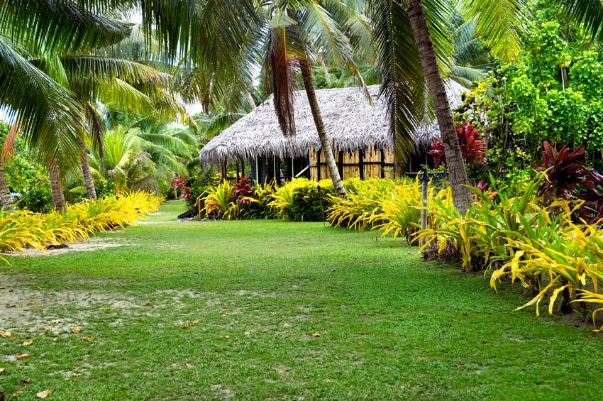 écolodge aux îles Fidji