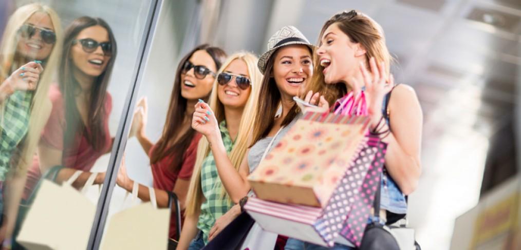 shopping à New York ou Dubai ?