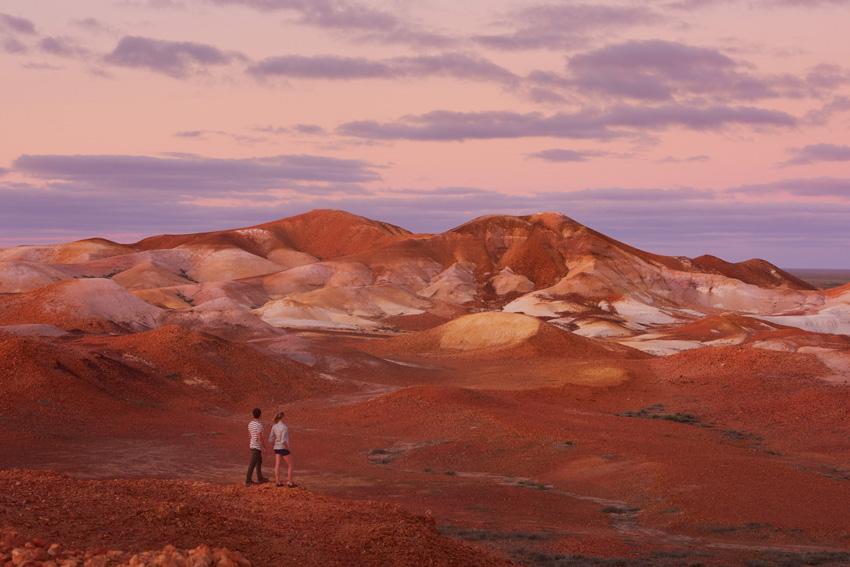 Coober Pedy, Outback australien