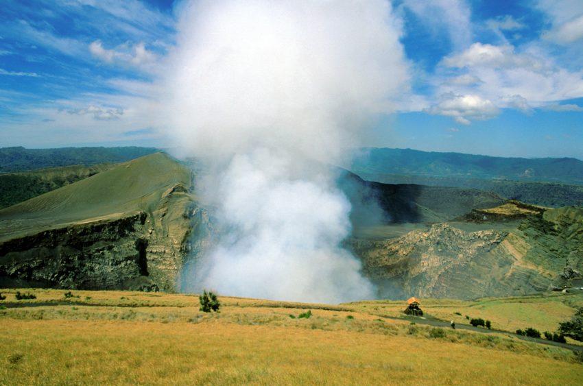 volcan Masaya, Nicaragua