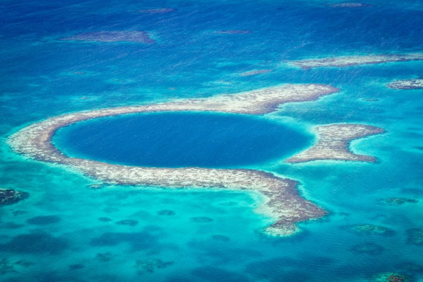 Great Blue Hole, Bélize