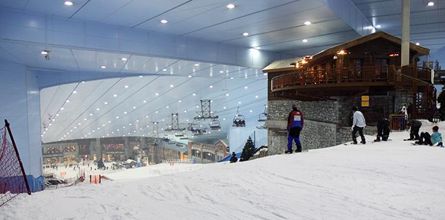 Top 5 des destinations givr es pour les sports d hiver for Interieur bobsleigh