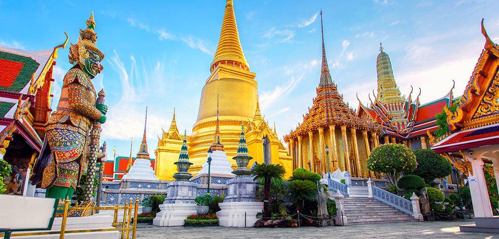 aller en thailande