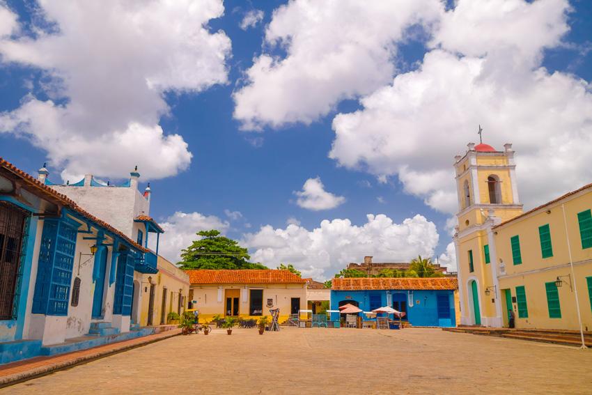 Camagüey, vielle ville classée au Patrimoine Mondial