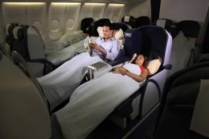 Classe affaires Air Seychelles