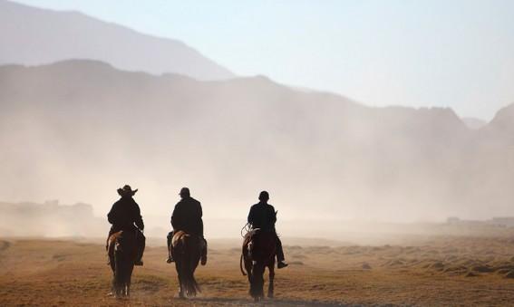 Les Huasos, les cowboys chiliens