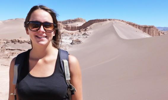 Morgane conseillère voyage Chili