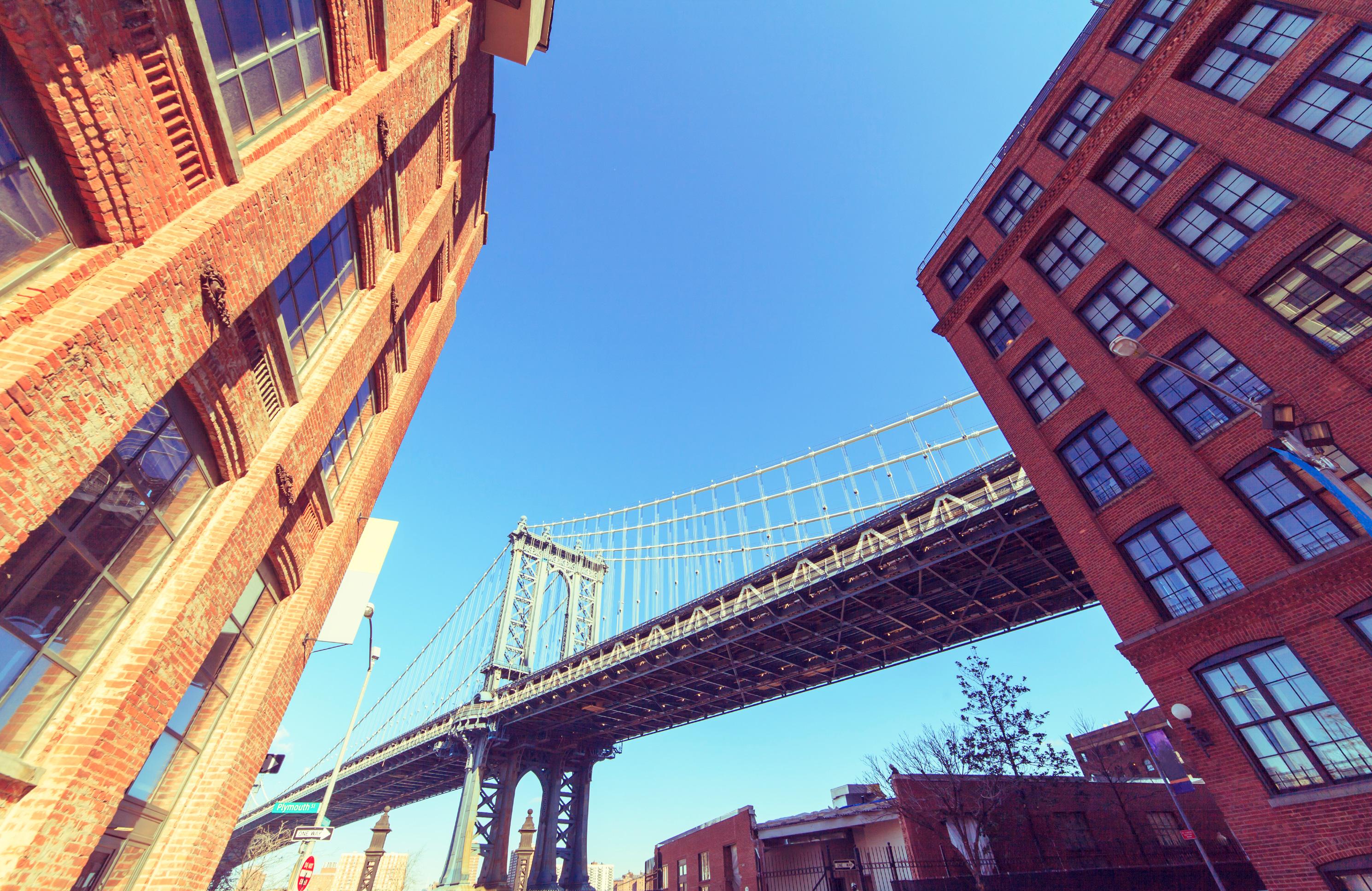 Quartier Dumbo à New York