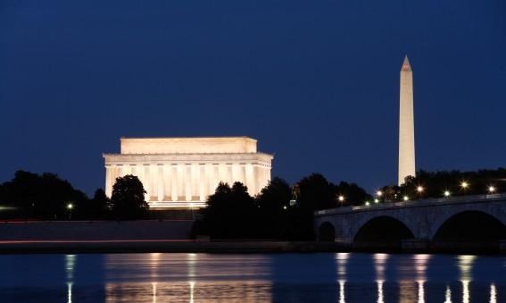 Lincoln Memorial à Washington