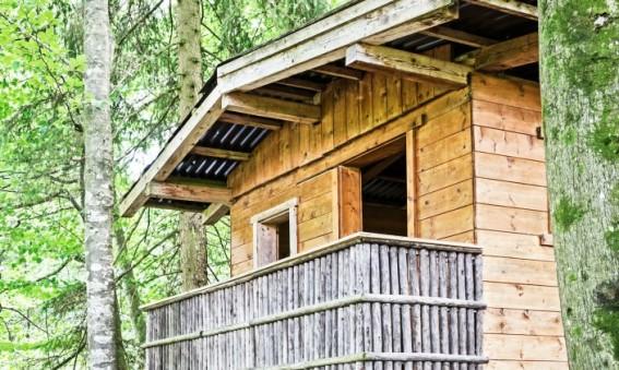 Un tree house