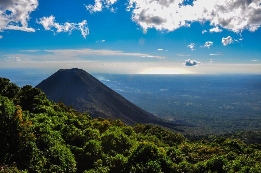 volcan Izalco, Salvador