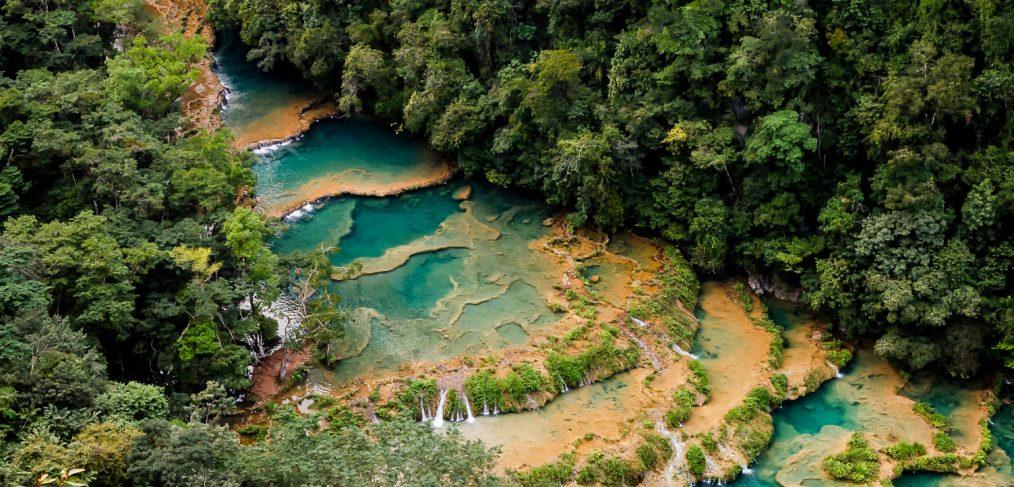 Semuc Champey Guatemala - Crédit photo : underworld