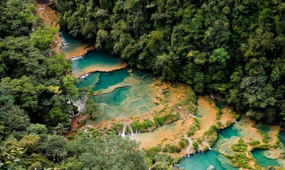 Semuc Champey Guatemala - Crédit photo : underworld