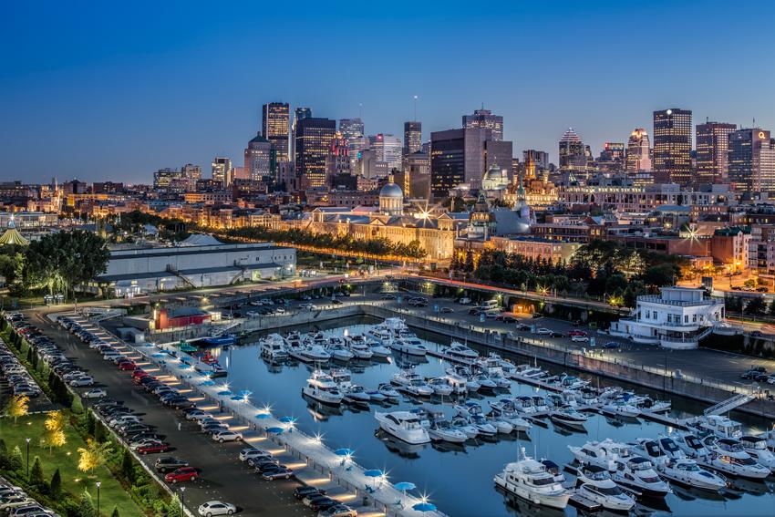 Crédit photo: Vieux-Montréal © Tourisme Montréal