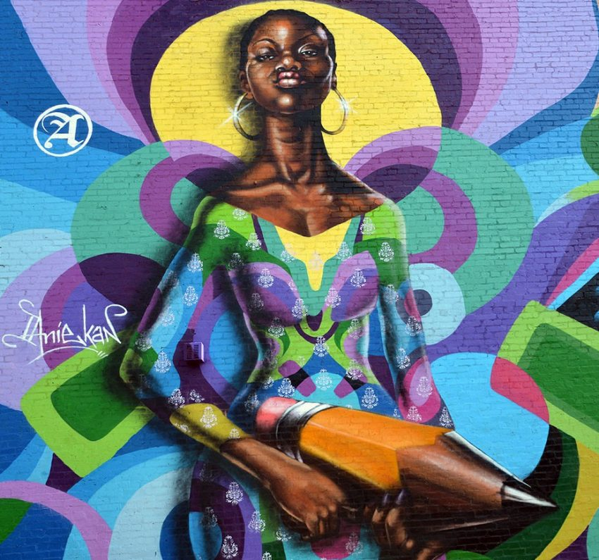 Œuvre de l'artiste Aneikan Udofia
