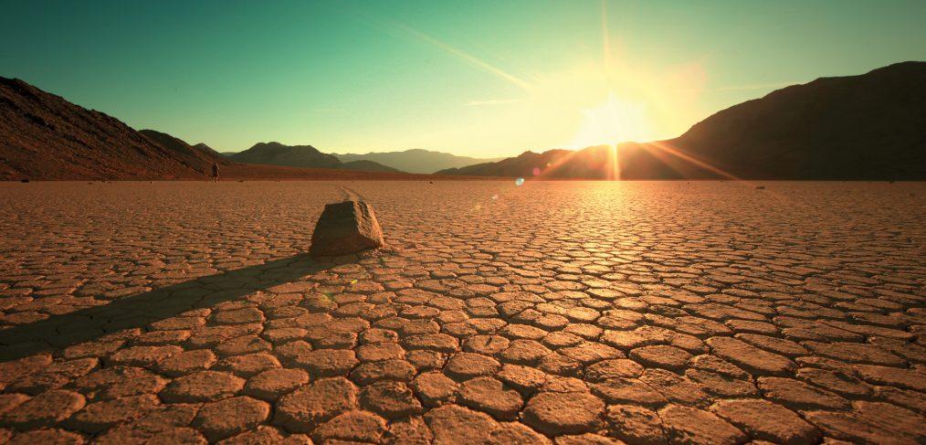 Nevada : désert vallée de la mort