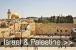 Voyage Israel Palestine